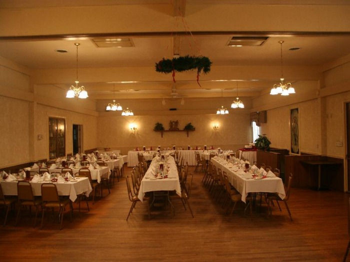 Banquet Hall Rental - German-American Club of Albany