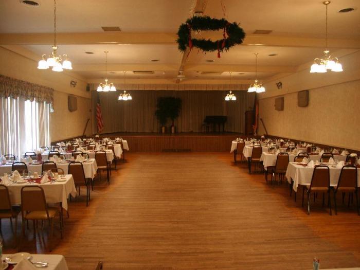 Banquet Hall Rental German American Club Of Albany